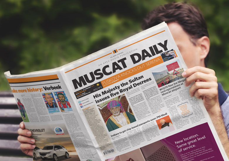 muscat-daily-paper